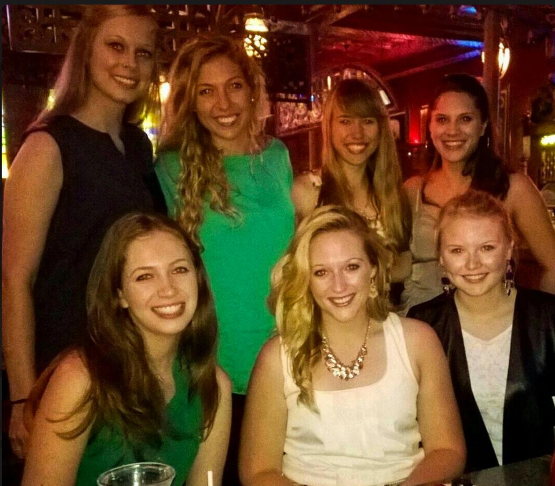 Awesome Ladies of Boston!
