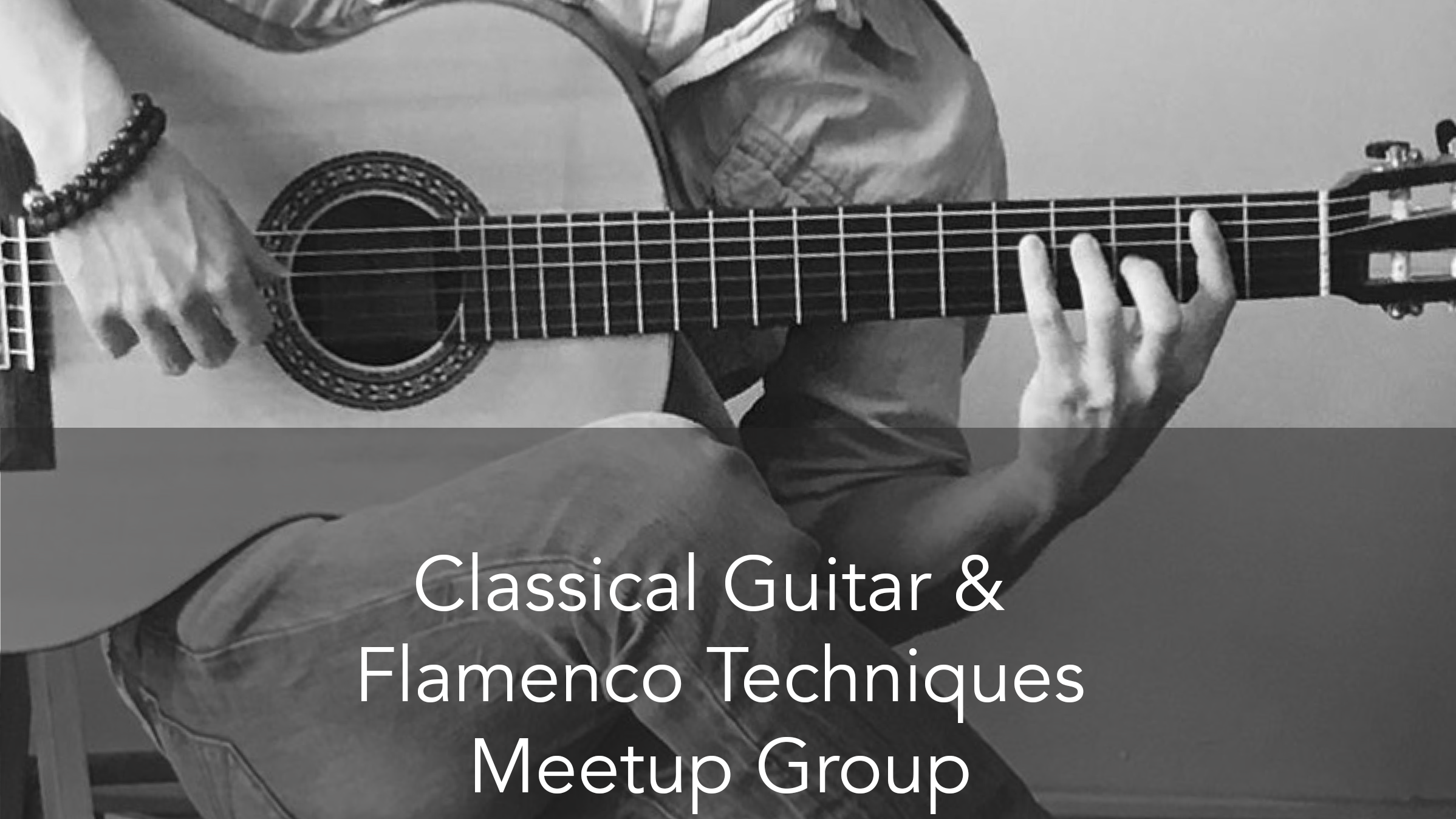 Classical Guitar And Flamenco Techniques