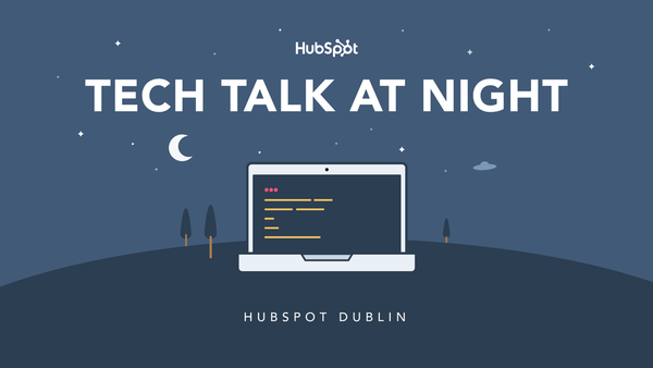 tech talk at night  dublin  ireland