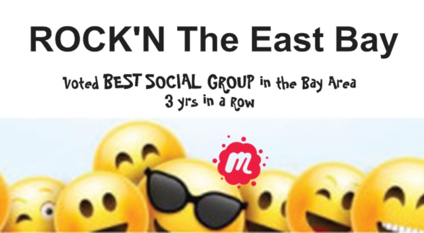 ROCK'N the East Bay! Social Group