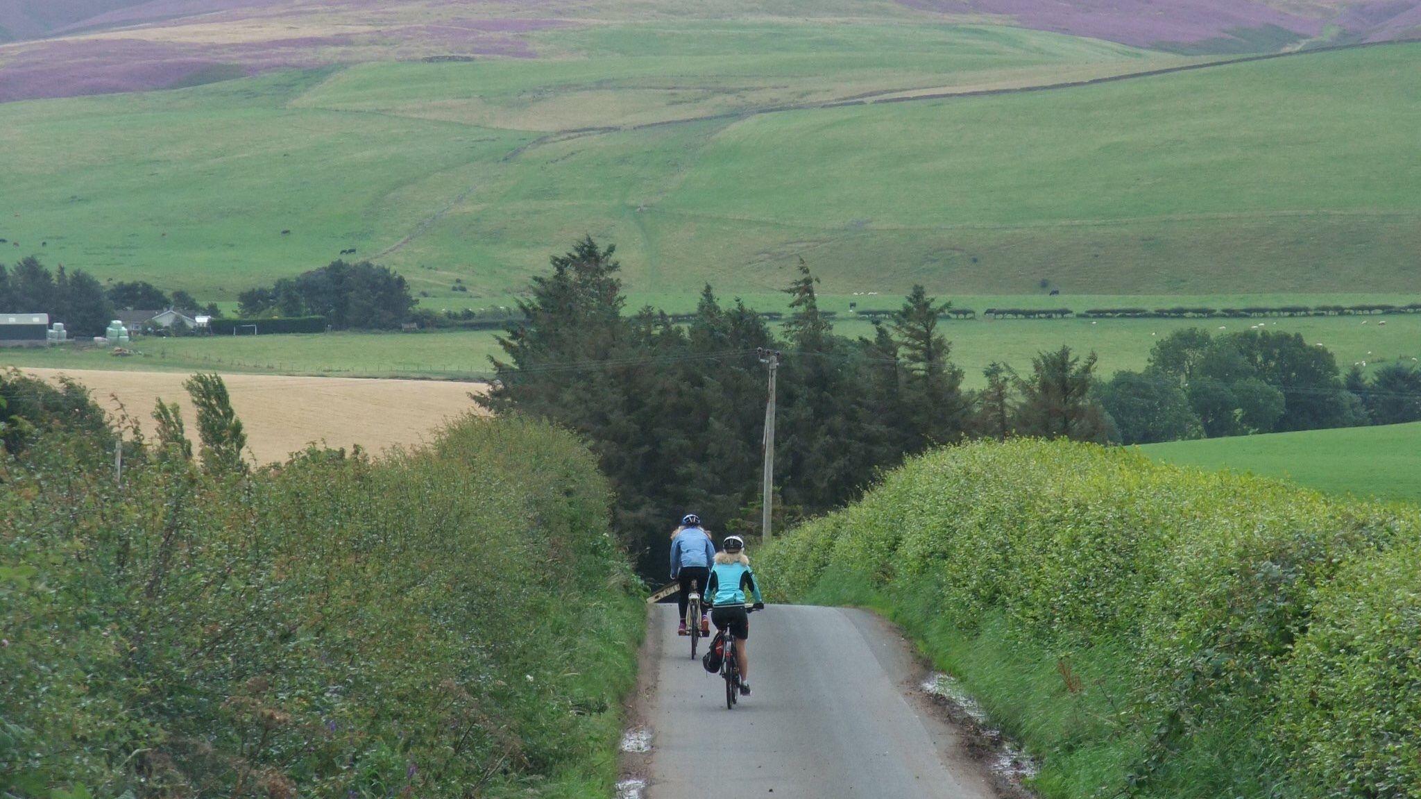Belles on Bikes Edinburgh