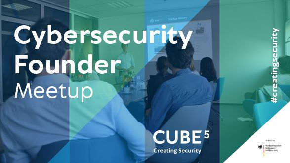 Cybersecurity Founder Meetup