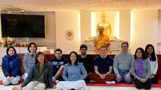 Virginia Mind at Peace Meditation