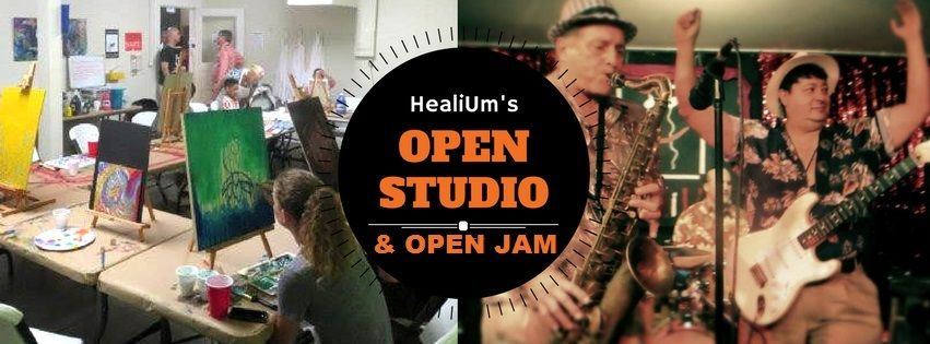 Open Studio Wednesdays