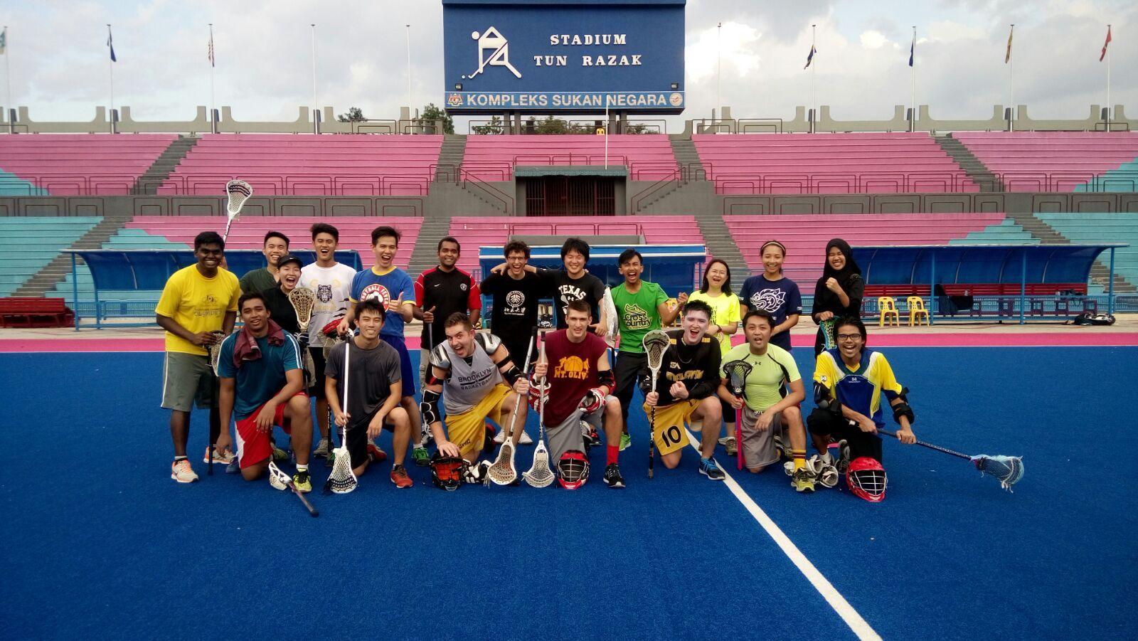 Kết quả hình ảnh cho Lacrosse malaysia