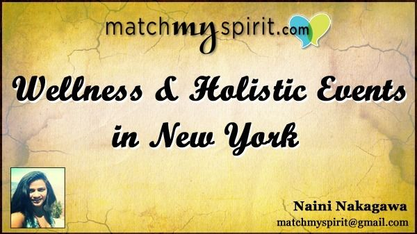 Wellness & Holistic Events in New York