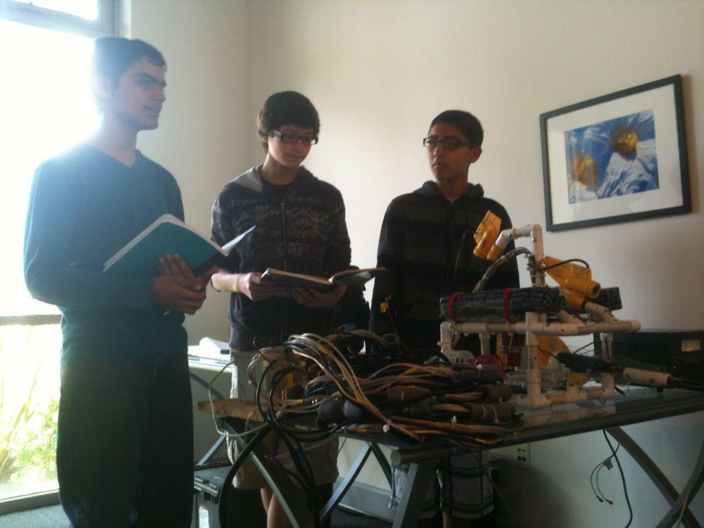 LA Robotics Club