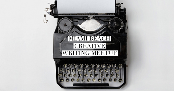 Creative writing workshops events in Miami, FL
