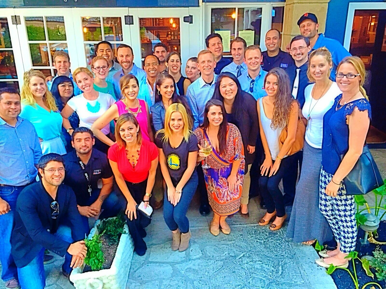 Lafayette Chamber's Young Professionals, CA