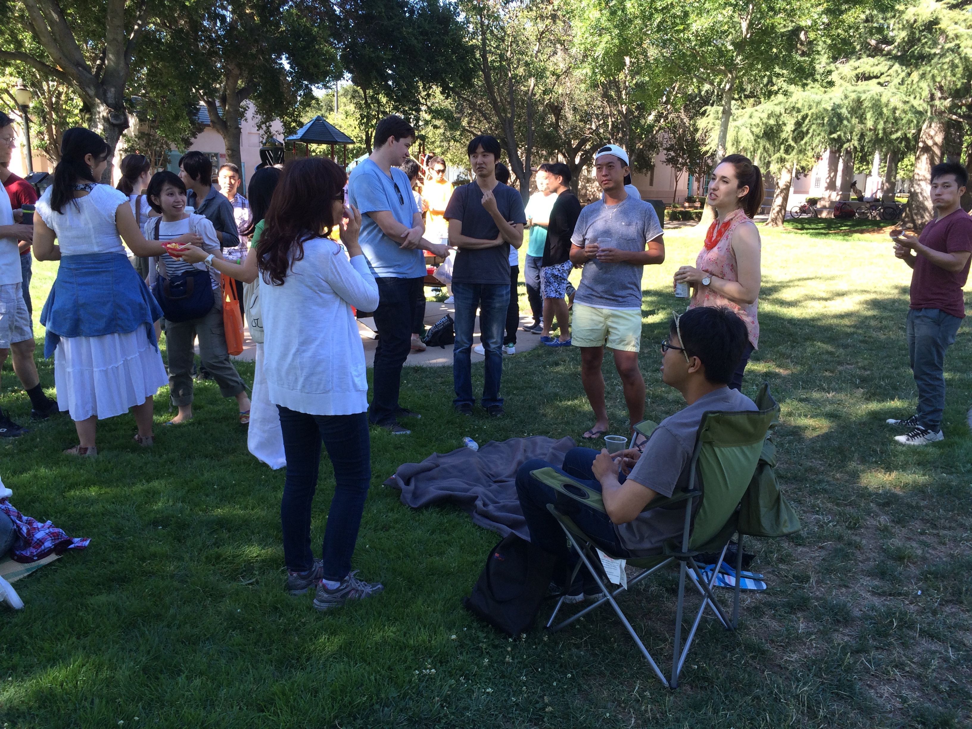 Japanese Conversation Corner @ Mountain View / Palo Alto