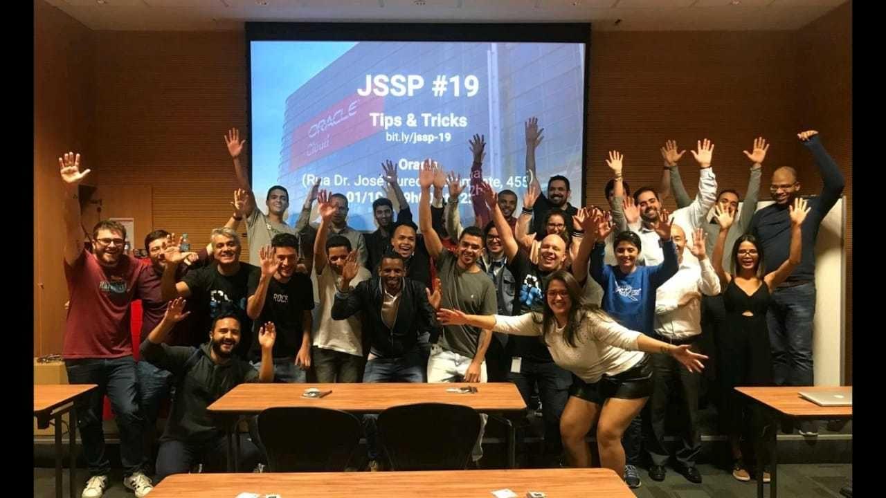 JavaScript São Paulo
