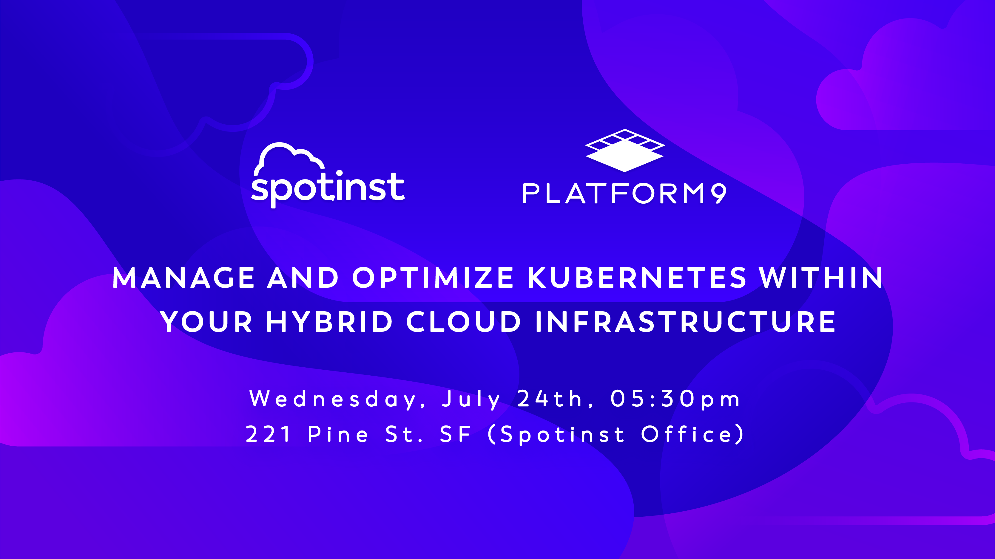 Manage and Optimize Kubernetes within your Hybrid Cloud Infrastructure