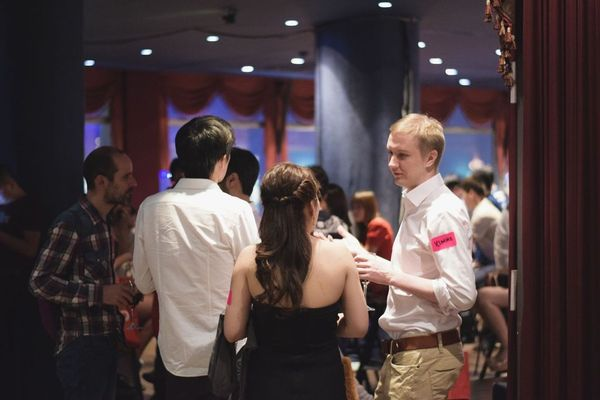 Worldwide Speed Dating Events