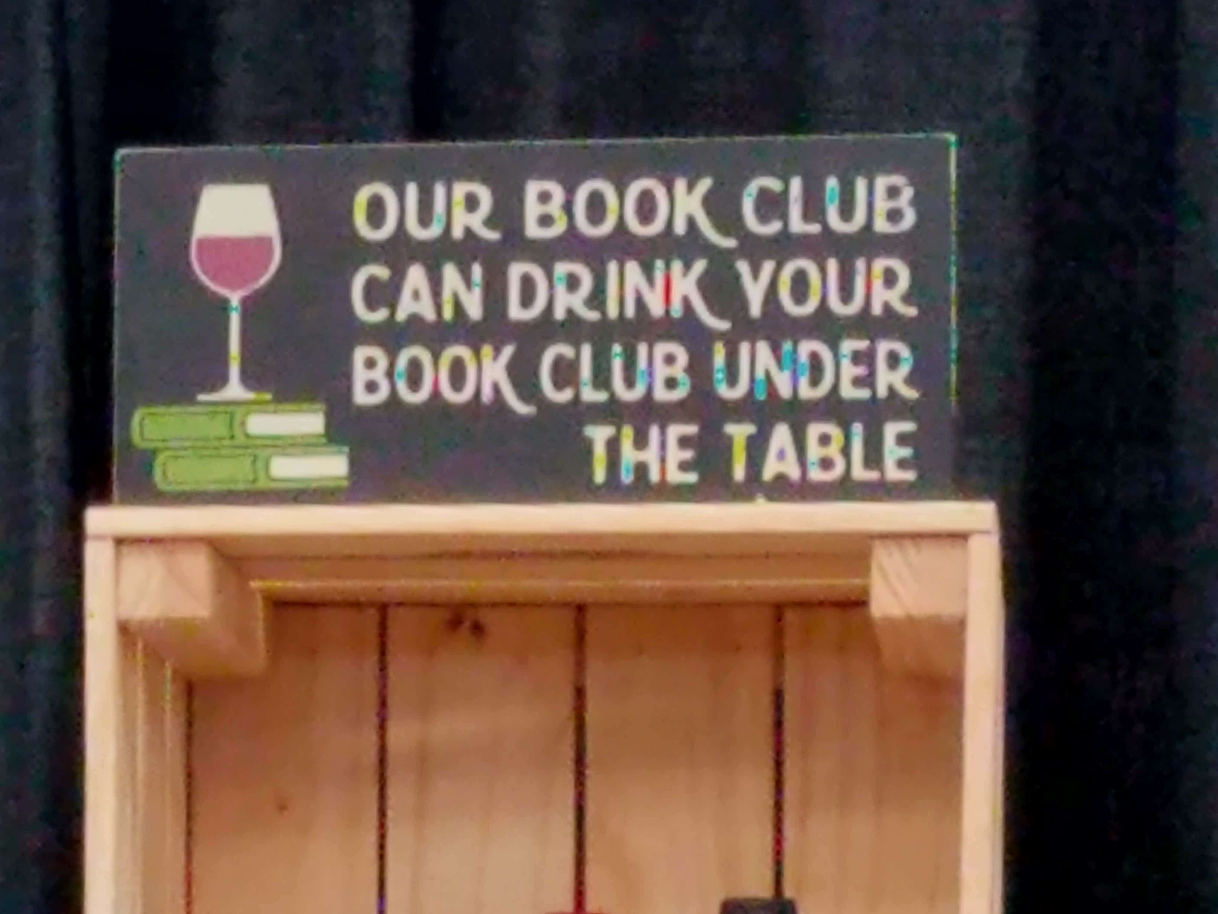 The Southern NH Books and Brew Club