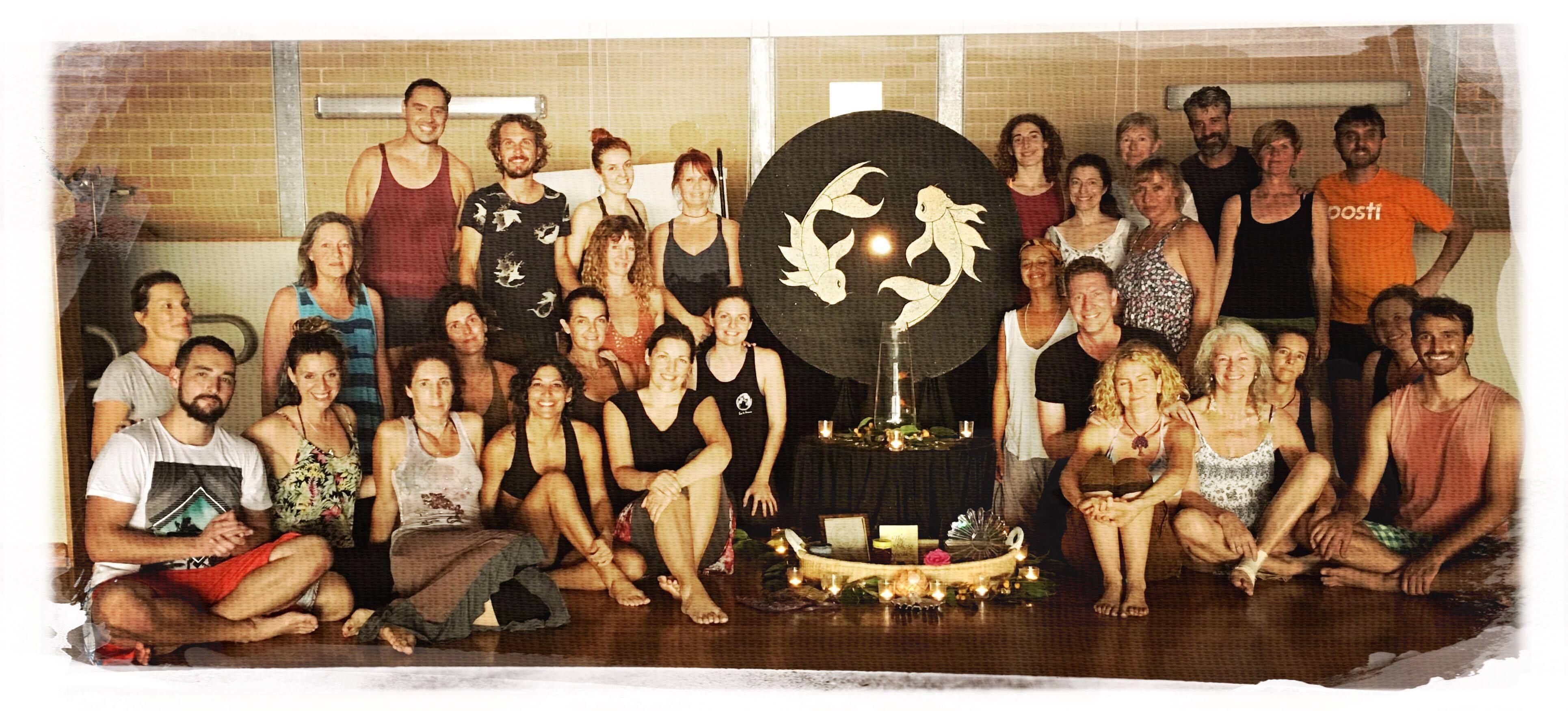 5Rhythms International Movement Meditation Workshops