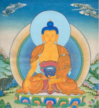 The Buddha Path Practice