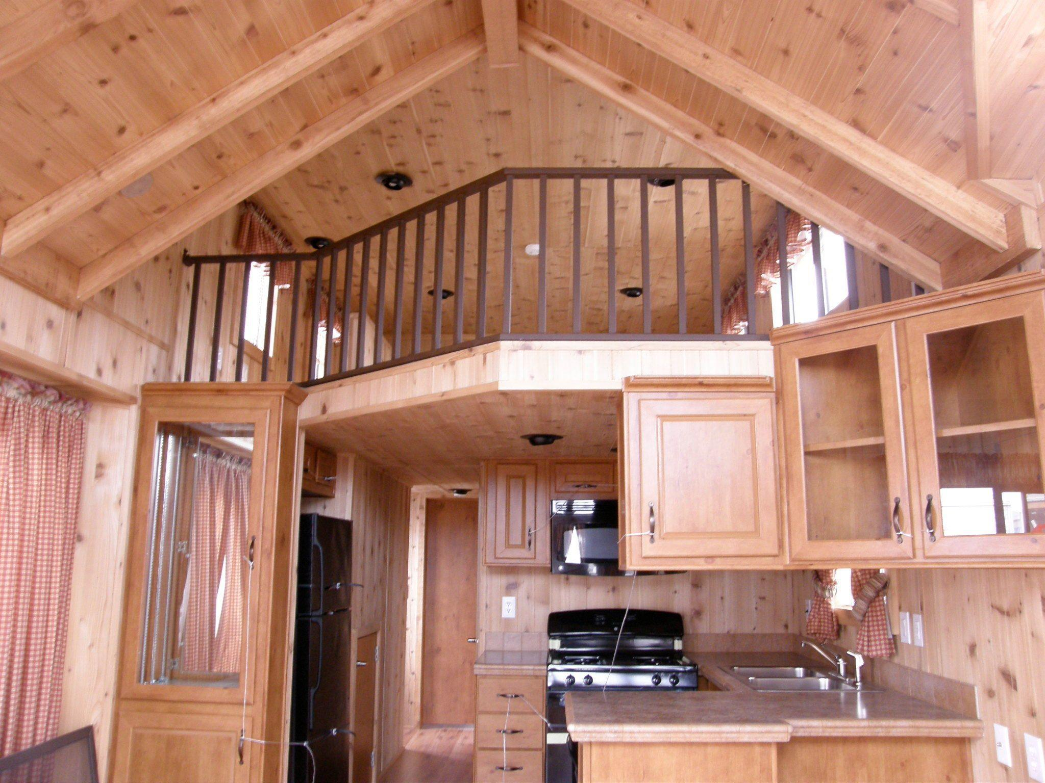 Tiny House Town Beautiful Seattle Tiny House: Visit Open Big-Tiny House On