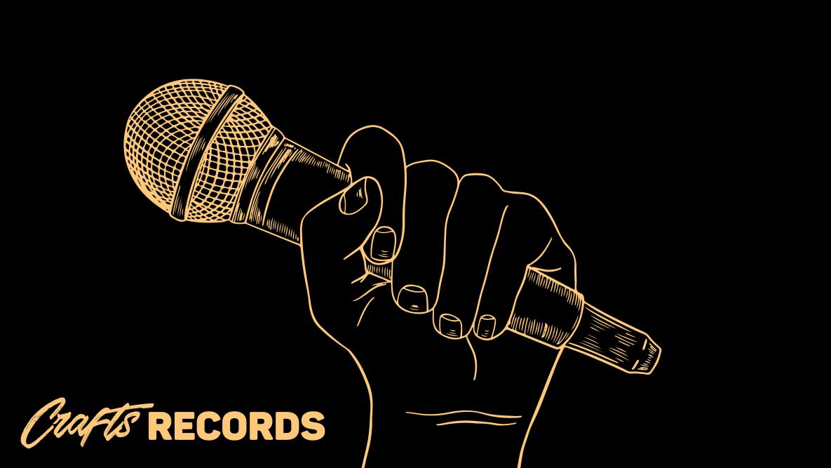 CraftsRecords - Devenez Tech Speaker