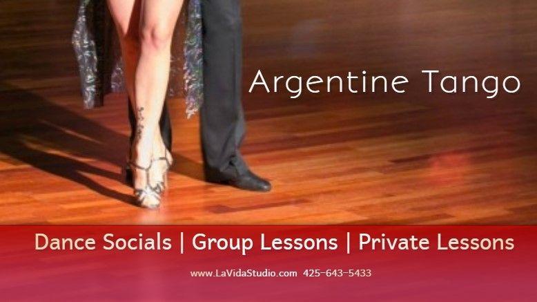 Seattle/Eastside Argentine Tango Enthusiasts