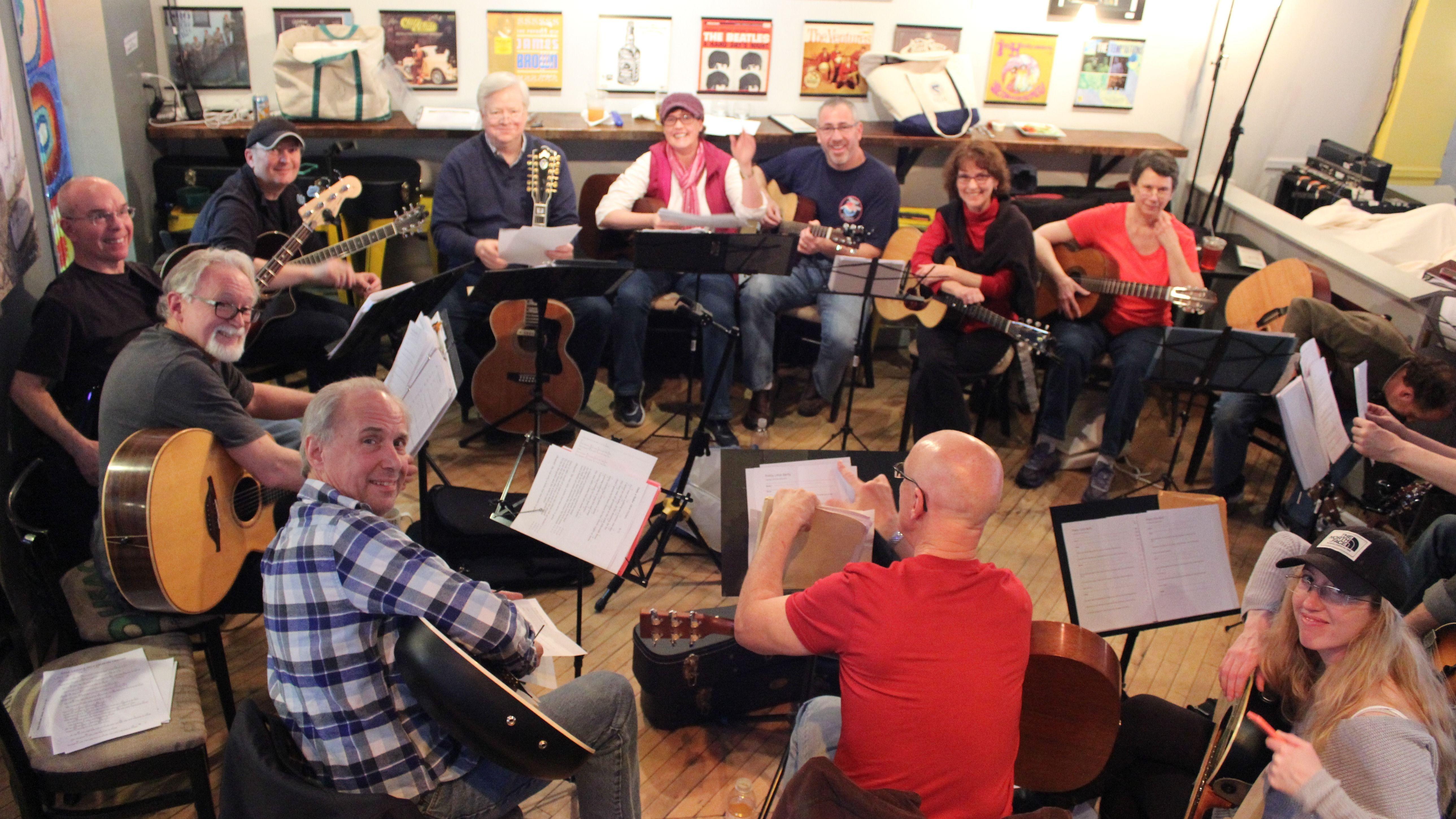 Phoenixville Area Acoustic Jam Group