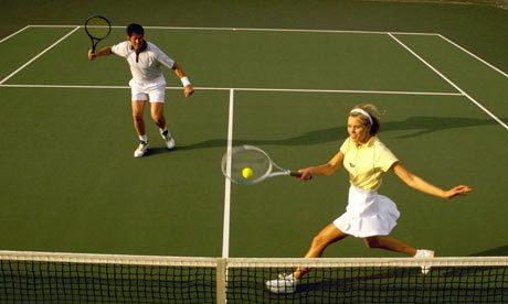 Sunday Tennis at McMullen at Noon