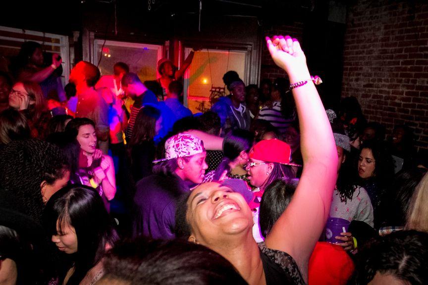 Philadelphia Lesbian/Queer Women's Night Out