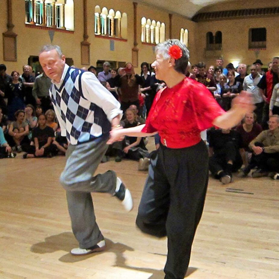The Northern Virginia Swing Dancing Meetup Group
