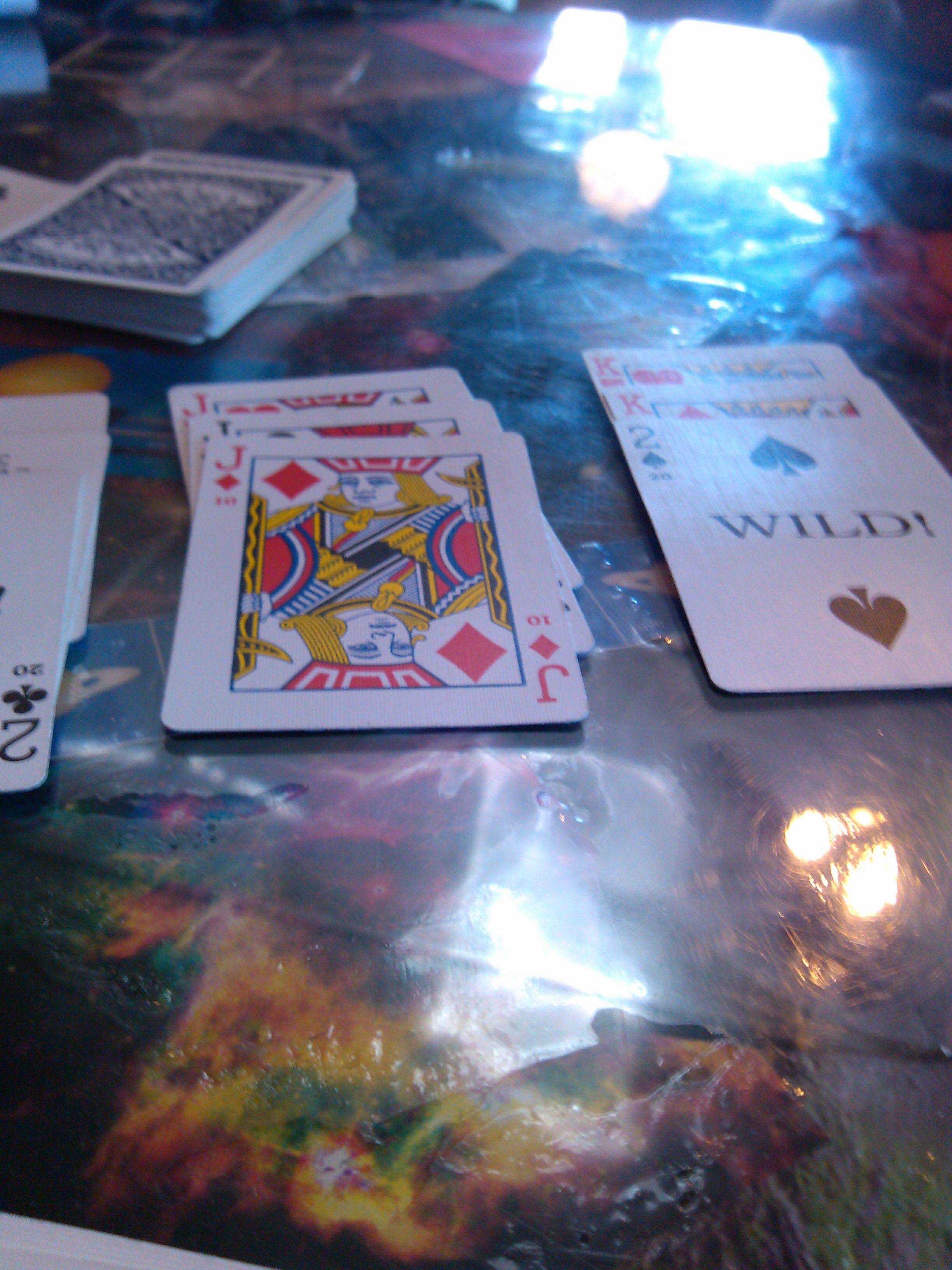 Round Table 122nd Sunday Pinochle Round Table Pizza Portland 9 Apr 2017