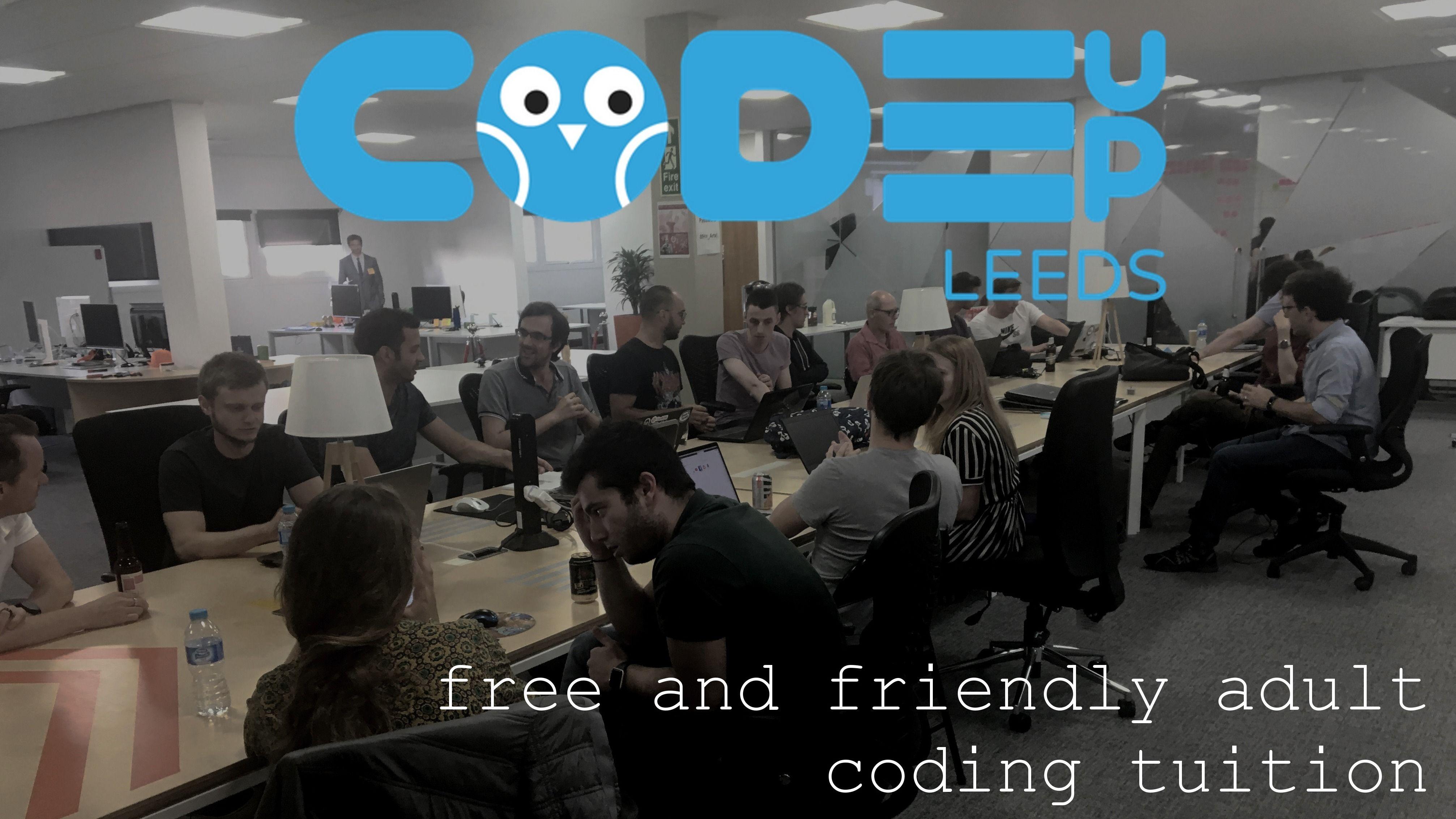 CodeUp Leeds