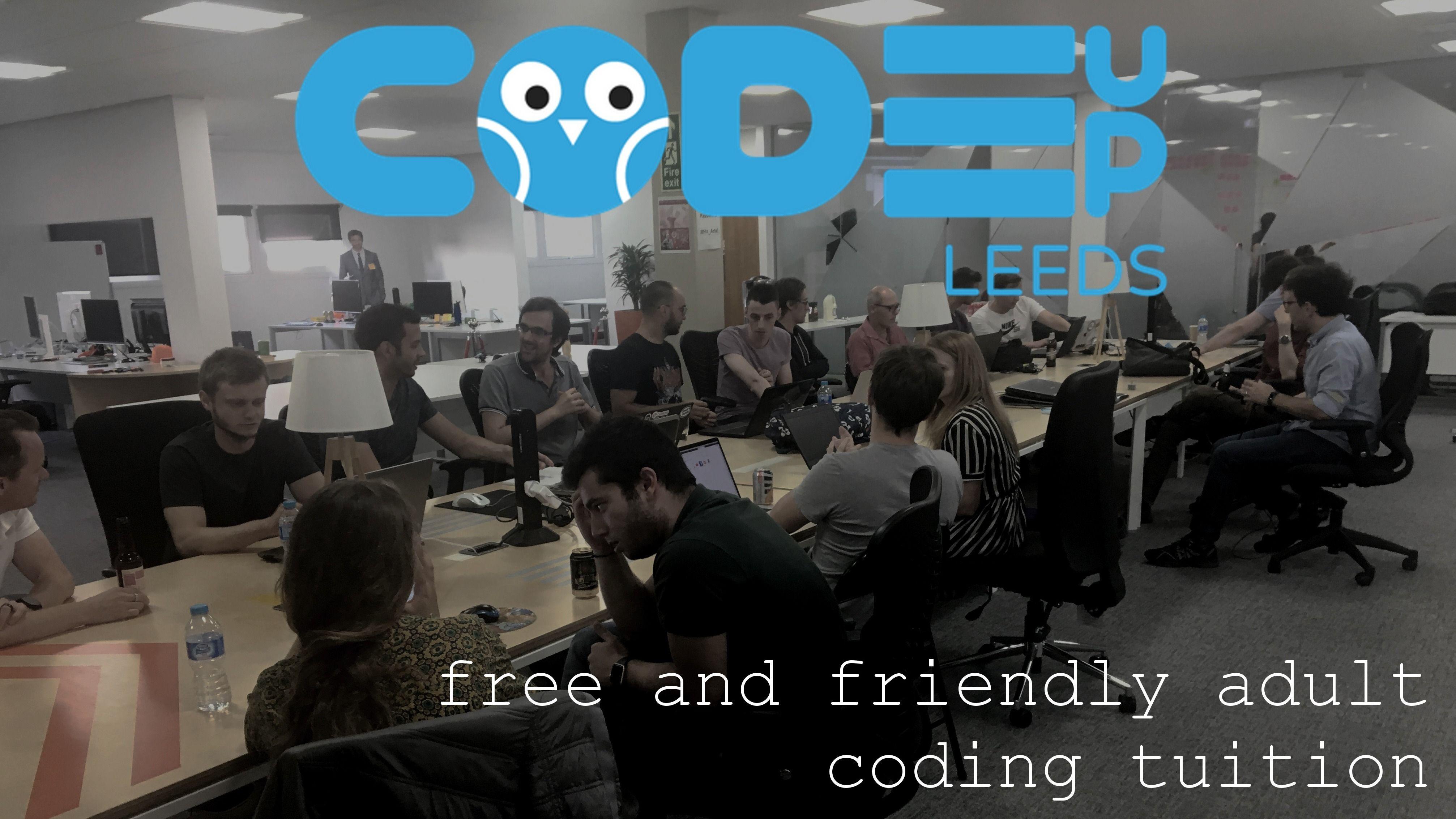 CodeUp Leeds Meetup