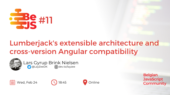 BeJS#11: Lumberjack's extensible architecture and cross-version Angular comp.