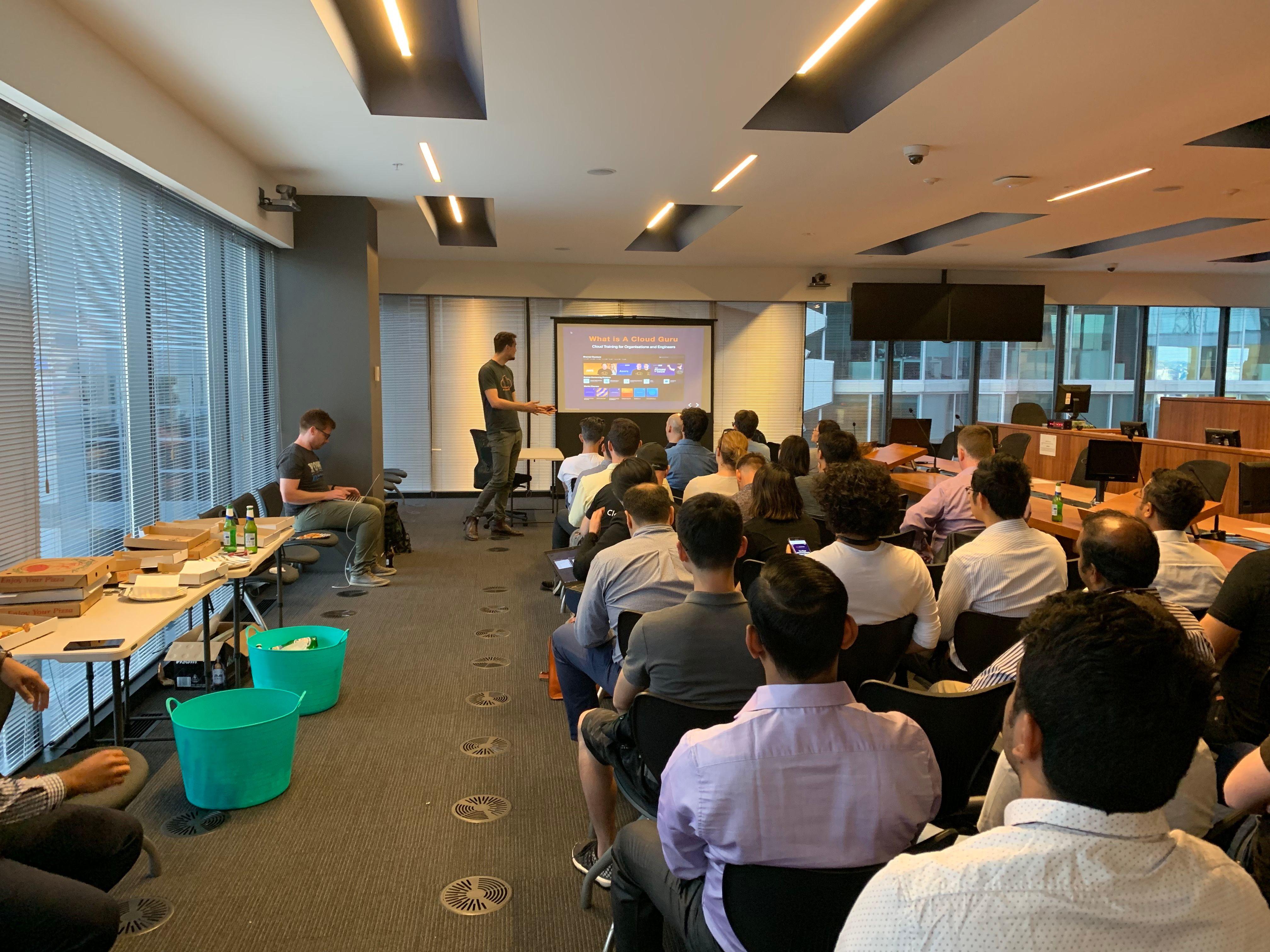 Melbourne Data Engineering Meetup