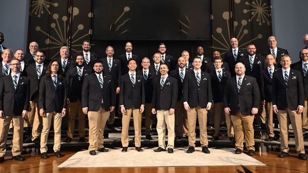 The Gay Men s Chorus of Tampa Bay, Tampa, FL()