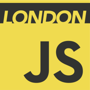London JS User Group logo
