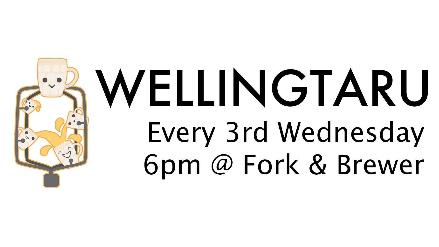 Wellingtaru - a social gathering for game creators