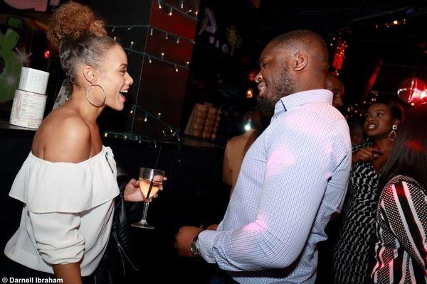 Afro Karibian nopeus dating Lontoo