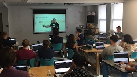 Launch 101 - Coding for Beginners