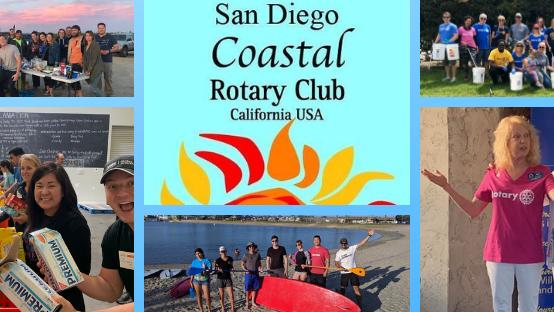 San Diego Coastal Rotary Volunteering Meetup
