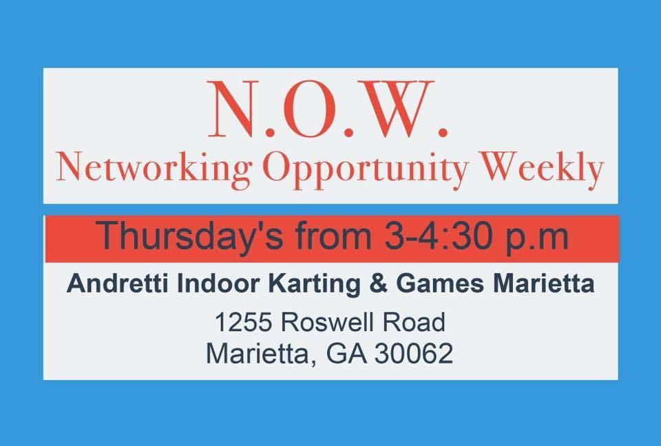 Networking Opportunity Weekly - N.O.W.