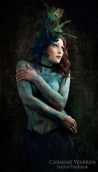 Shoot Photography Workshops: Intermediate Body Paint Workshop
