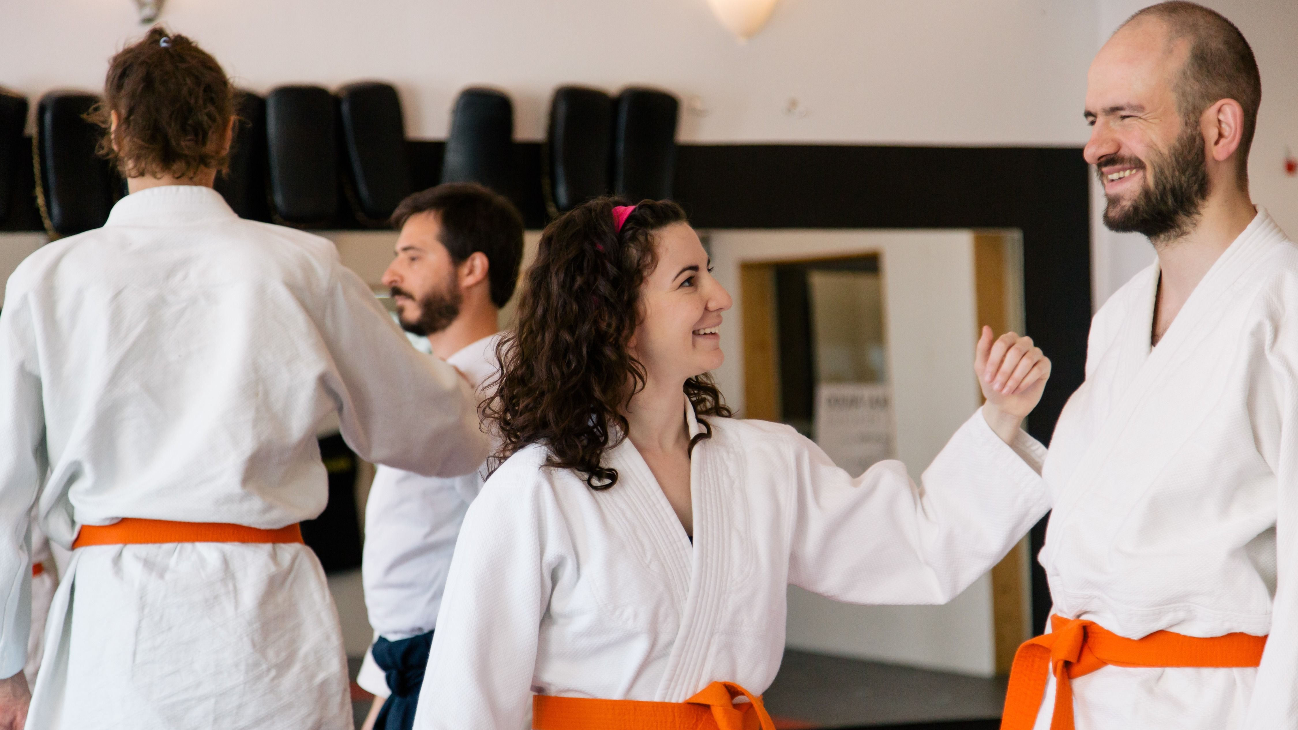Aikido Kokikai Berlin — Aikido in English