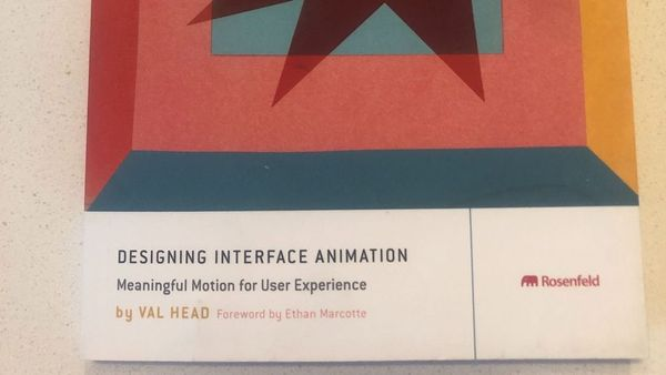 Special Event Designing Interface Animation By Val Head Meetup