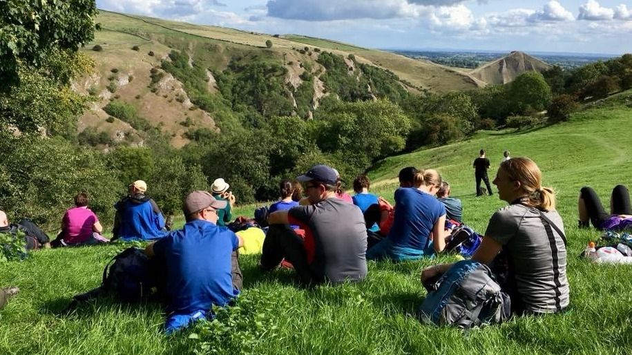 Take A Hike, Young Persons' Walking Group - Ramblers