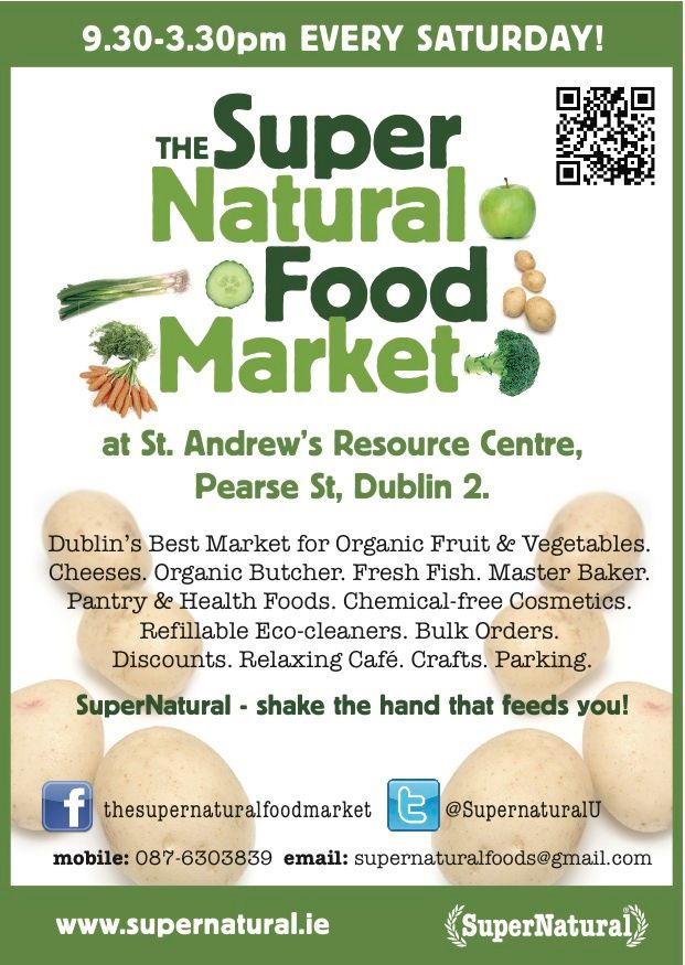 Dublin Organic Foods Meetup