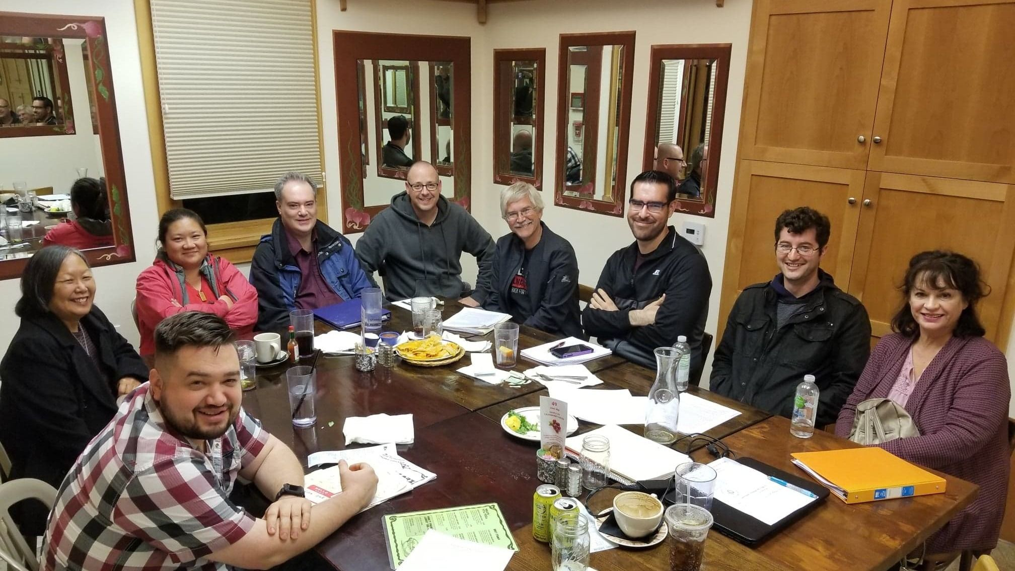 Coffee House Writers Group - Fullerton