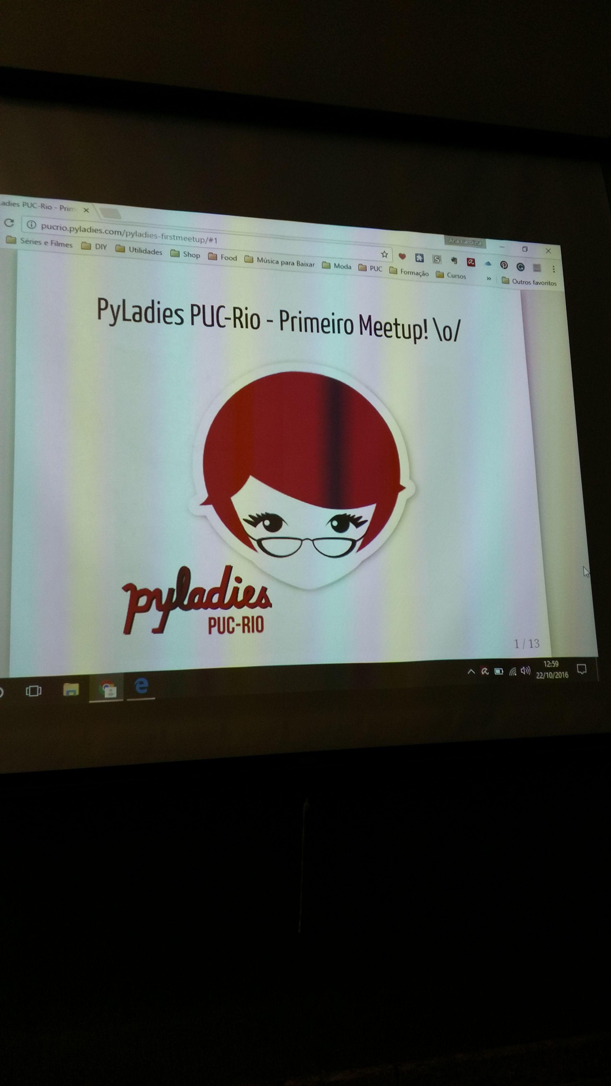 PyLadies PUC-Rio
