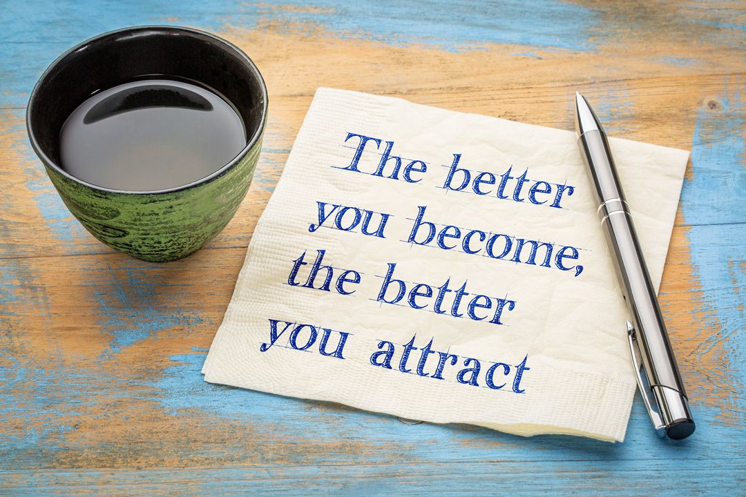 Law of Attraction and Personal Development Inspiration Group