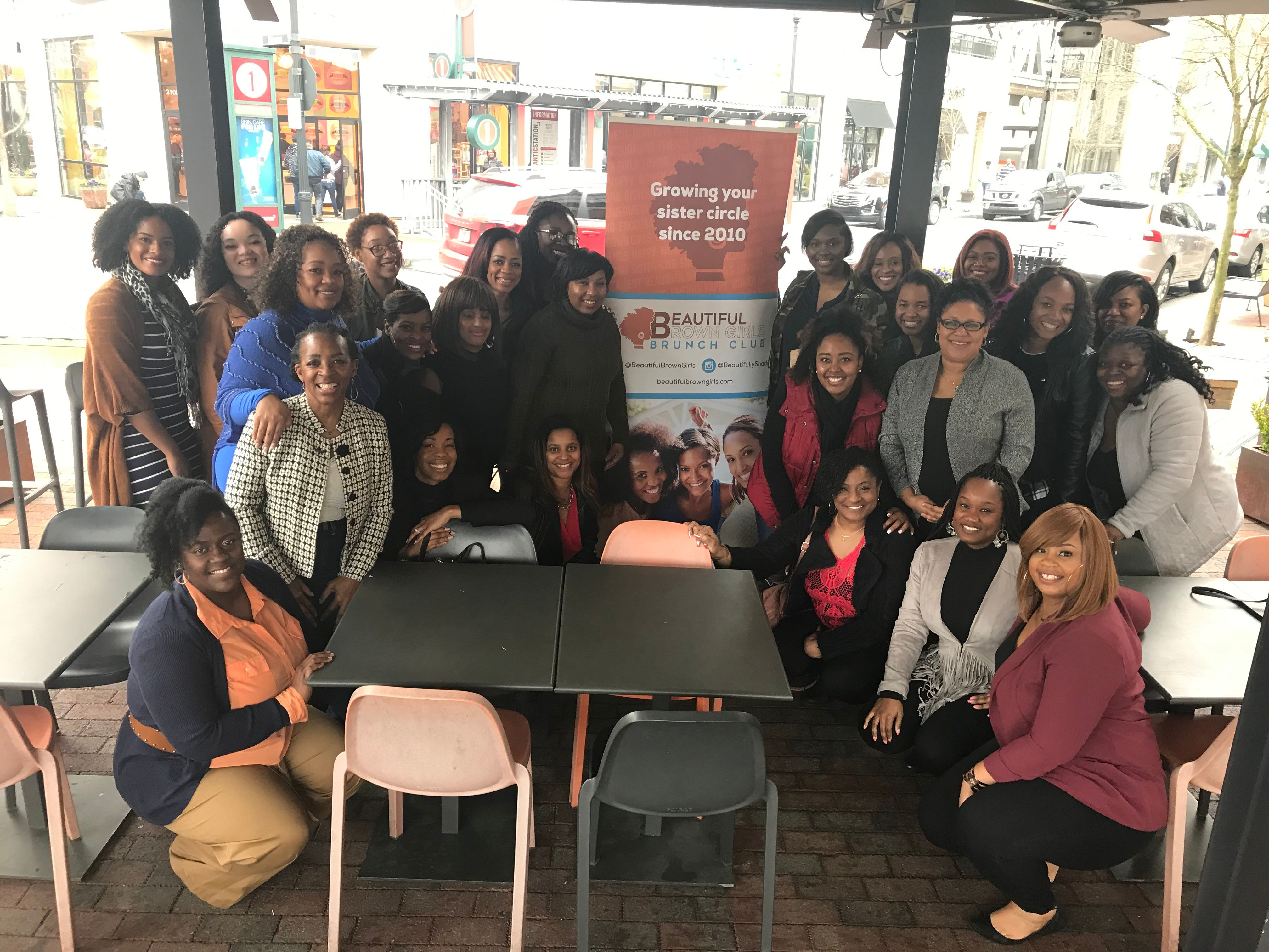 Beautiful Brown Girls Brunch Club - Atlanta