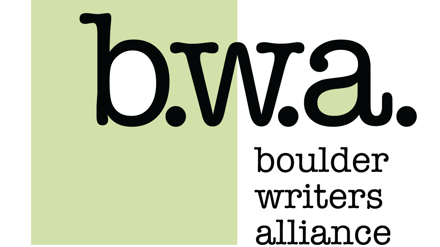 Boulder Writers Alliance Meetup