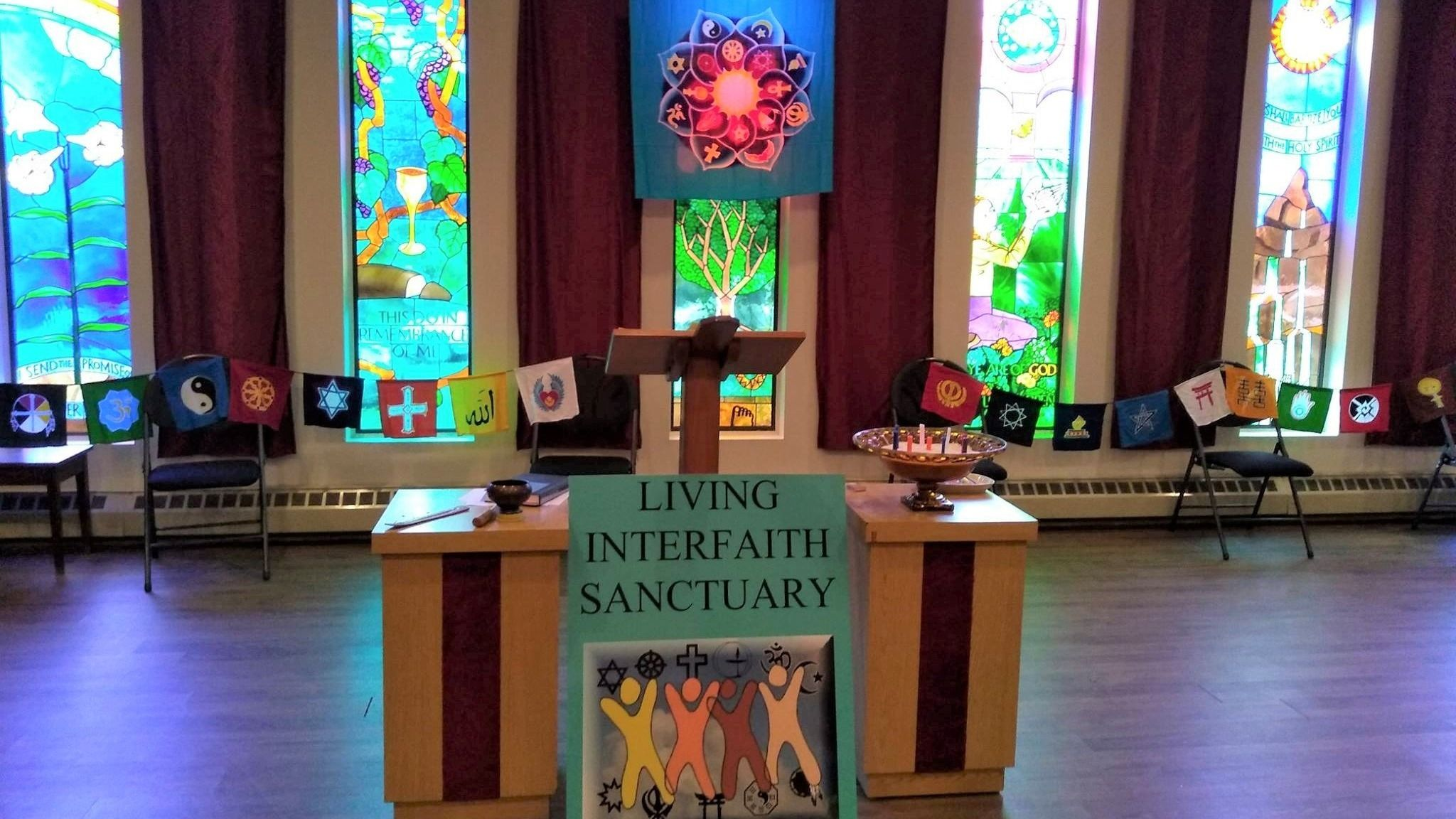 Living Interfaith Sanctuary